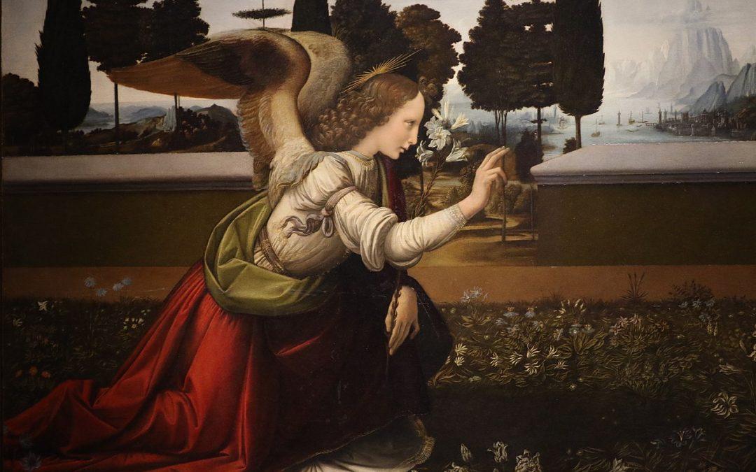 Leonardo Da Vinci – His Life and Work – Mary Attwood