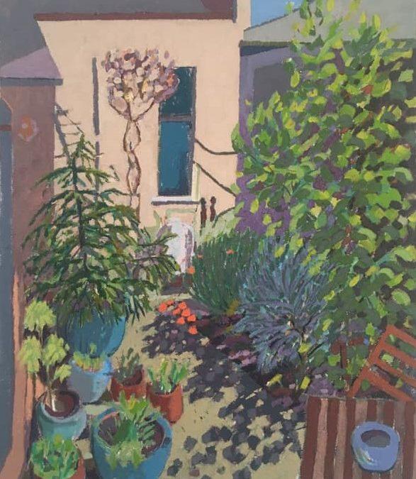Testimonial and Art by Lisa Hawkins
