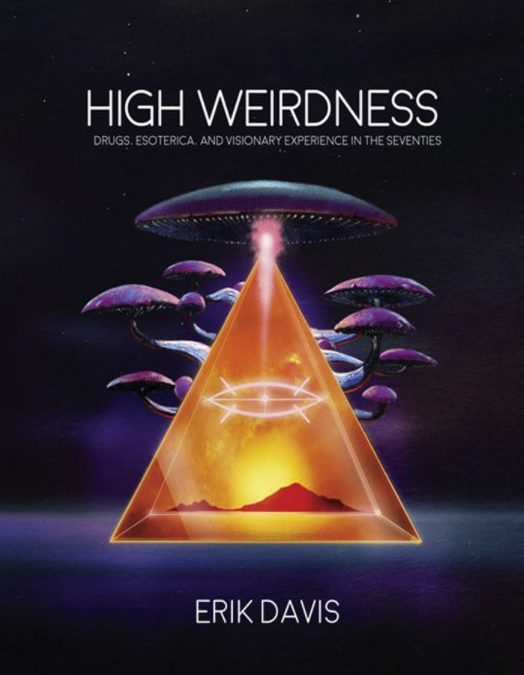 Review by William Rowlandson – A Pilgrimage into Weird Highness by Eris Davik