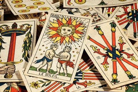 Active Visions of Tarot with Sonia McNally – 11 Sessions (Jan-Feb 2021) – £150
