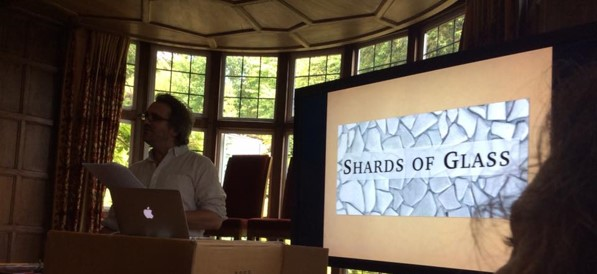 'Shards of Glass' – Marcus James