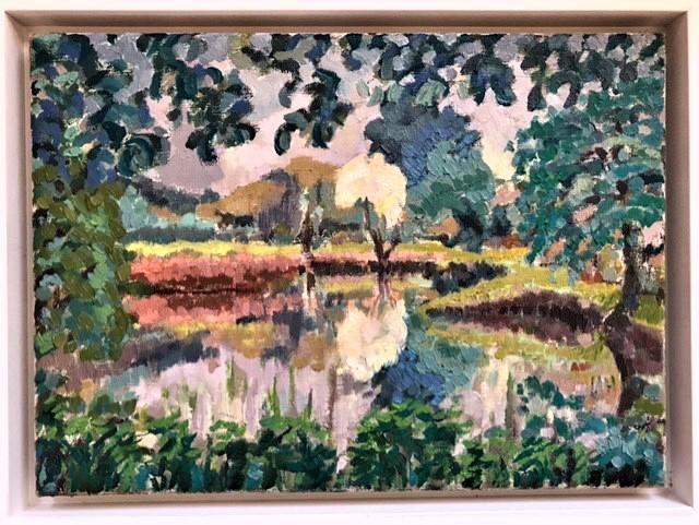 Painting the Daimon – Lisa Hawkins