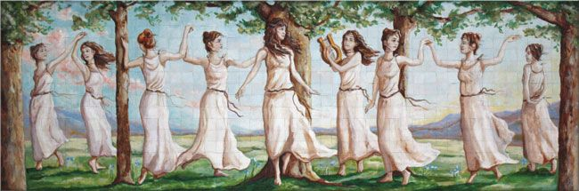 The Invisible Reality of the Muses with Joe Safdie – 12th October 2021 – 6.30pm-8pm (UK time) – via Zoom – £10
